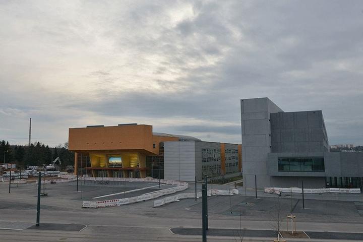 An der Chemnitzer TU wird erfolgreich gegen den Krebs geforscht.
