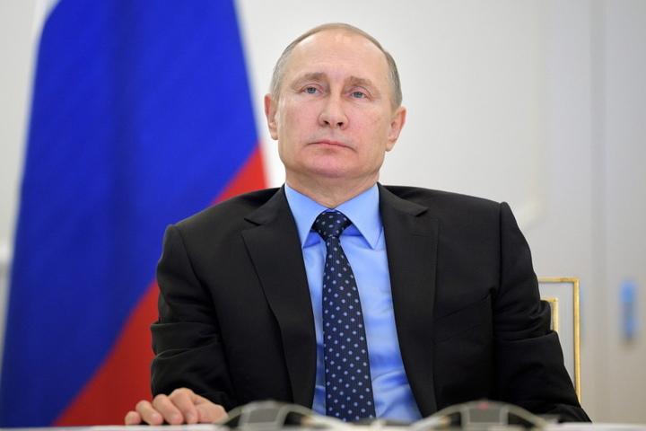 Russlands Präsident, Wladimir Putin (64): Will er die Bundestagswahl in Deutschland durch Hackerangriffe beeinflussen?
