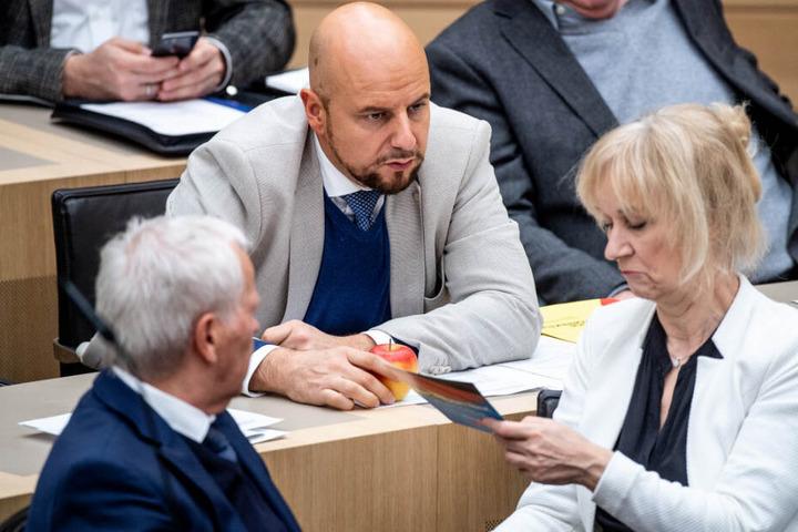 Die AfD steht in Baden-Württemberg beim Landesparteitag vor entscheidenden Tagen. (Archivbild)