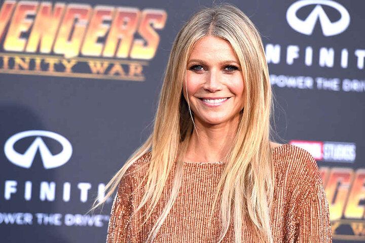 Schauspielerin Gwyneth Paltrow (46) erlebte eine romantische Hochzeitszeremonie.