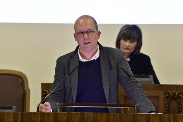 Dr. Dirk Kall (49), kaufmännischer Geschäftsführer des CFC
