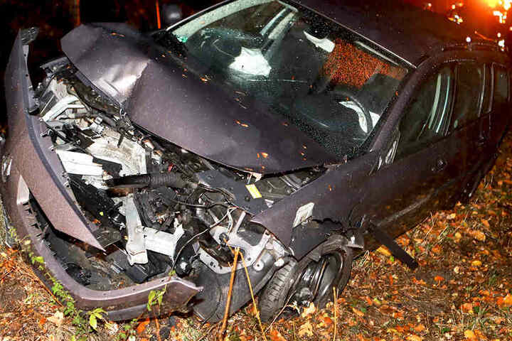 Beim Unfall entstand Sachschaden in bisher unbekannter Höhe.