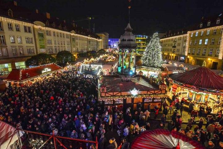 Der Weihnachtsmarkt ist nun bis zum 30. Dezember geöffnet.