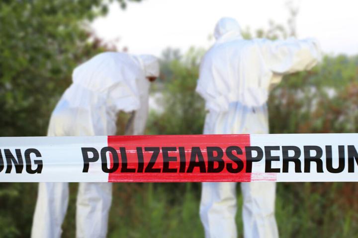 Die Polizei bestätigte den Leichenfund vom Samstag erst am Donnerstag (Symbolbild).
