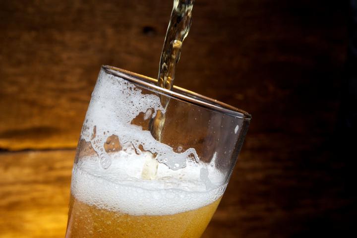 Der 33-Jährige hatte eindeutlich einen über den Durst getrunken. (Symbolbild)