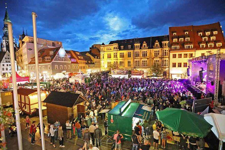 Zwickau feiert 2018 das 900-jährige Bestehen. Los geht es bereits in der Silvesternacht. Insgesamt stehen über 100 Veranstaltungen auf dem Programm.