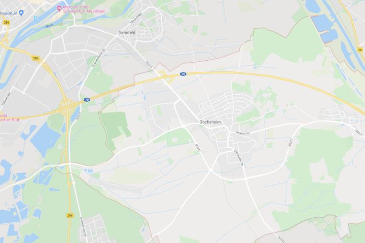 Der Unfall ereignete sich in Gochsheim.