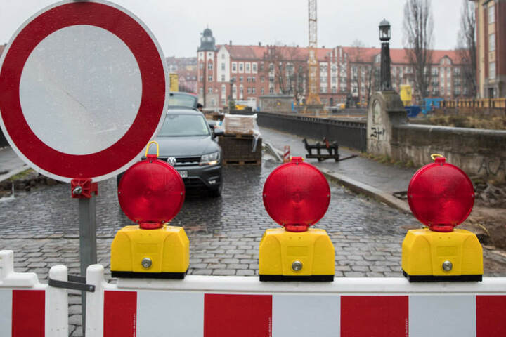 Die Brücke soll grundhaft saniert werden.