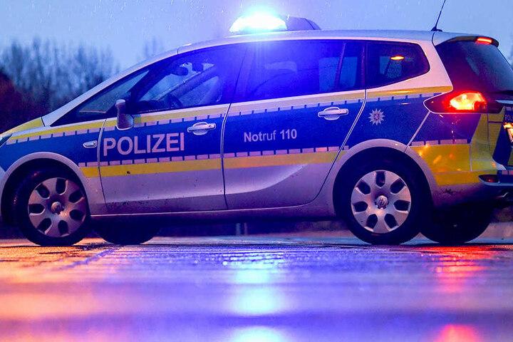 Zuvor hatten Polizeibeamte bereits mit Bundespolizisten nach einer vermissten Dame gesucht.