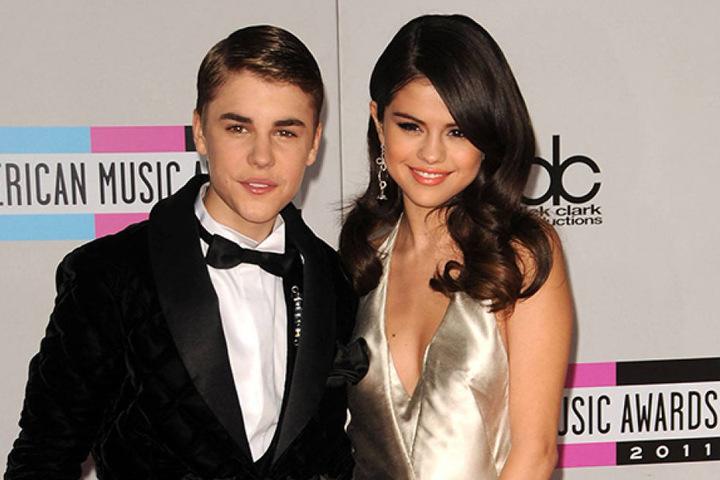 Justin und Selena waren von 2010 bis 2012 ein Paar.