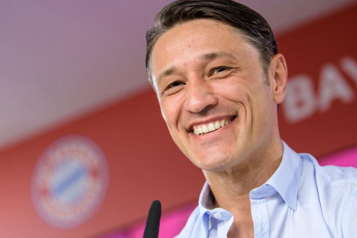 Niko Kovac startet in seine zweite Saison als Trainer des FC Bayern München.