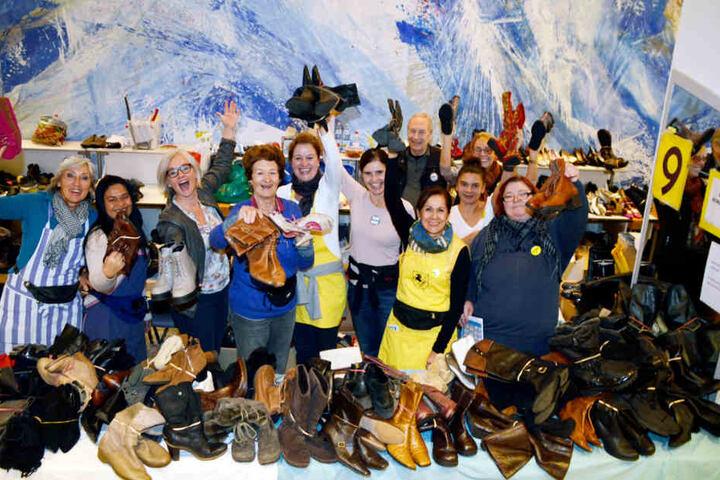 Frauenpower: Seit 1969 organisieren die Frauen der Deutsch-Amerikanischen Gesellschaft den Pfennigbasar in Stuttgart.