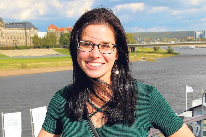 Nikki Lapadat (24), Touristin.