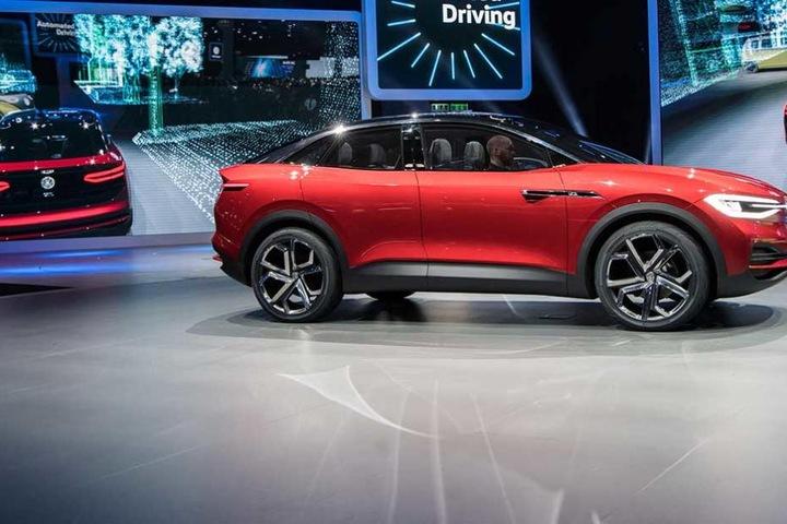 Elektrisch: der VW I.D. Cross soll in Zwickau hergestellt werden.