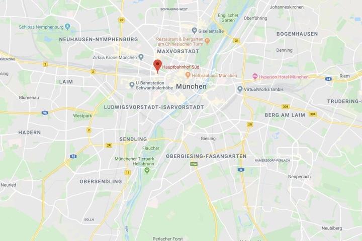 Am Hauptbahnhof in München ist es zu einem schrecklichen Zwischenfall gekommen.