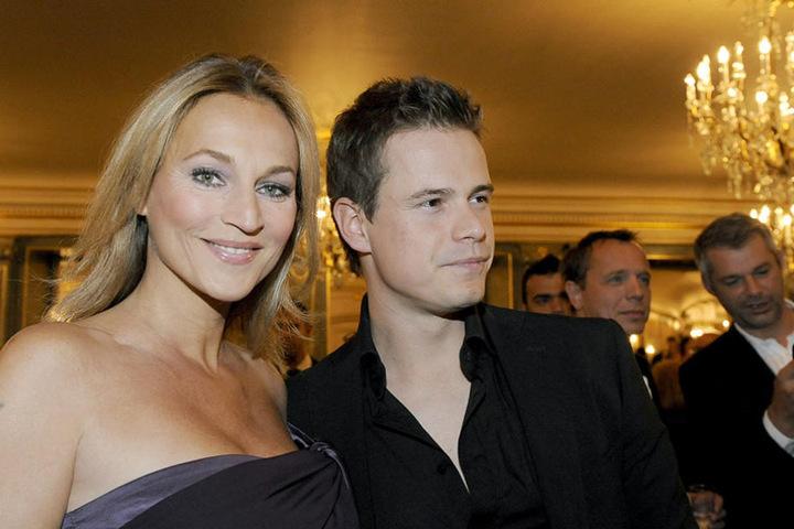 Mit ihrem ehemaligen Schauspielkollegen Pete Dwojak hat die 50-Jährige bereits einen achtjährigen Sohn, namens David.