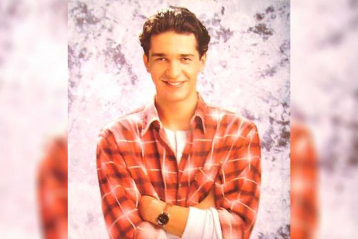 Frische und unverbrauchte Gesichter suchte RTL für seine Serie. Die erste Autogramm-Karte (1992) von Andreas Elsholz.