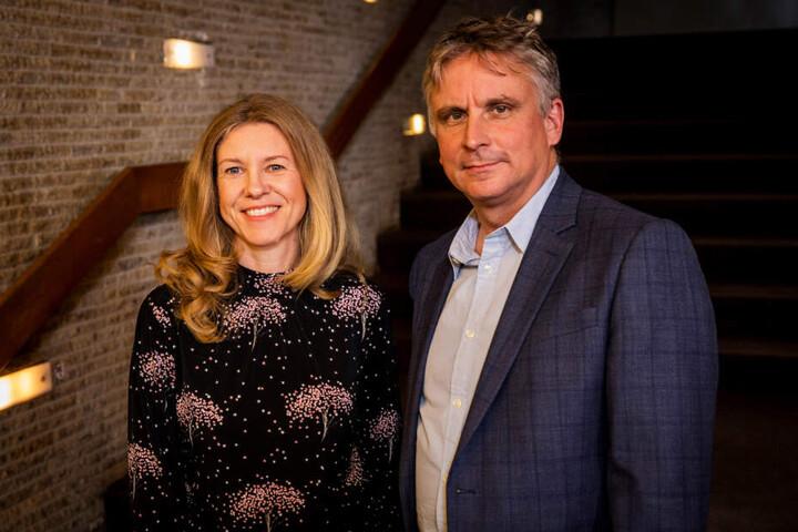 Die realen Vorbilder: Whistleblowerin Katharine Gun und der Journalist Martin Bright deckten gemeinsam eine große Verschwörung auf.