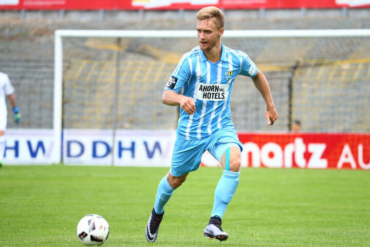 Mittelfeldmann Jopek trug14 Jahre lang das Trikot des 1. FC Union Berlin.