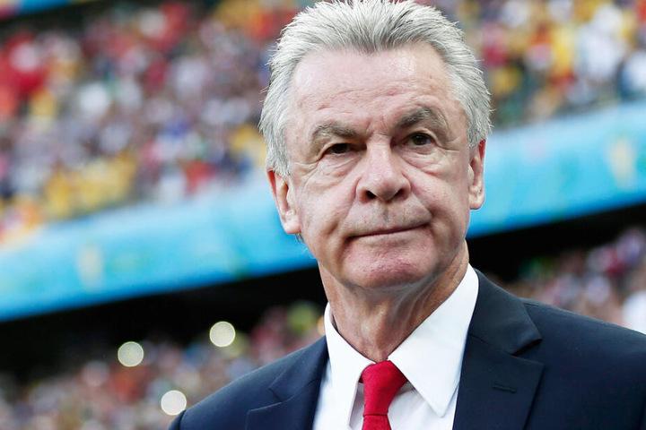 Ottmar Hitzfeld erinnert sich mit Schrecken an das CL-Finale gegen Manchester United.