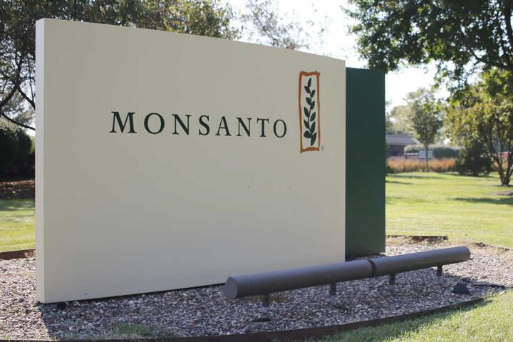 Monsanto ist eine Bayer-Tochter.