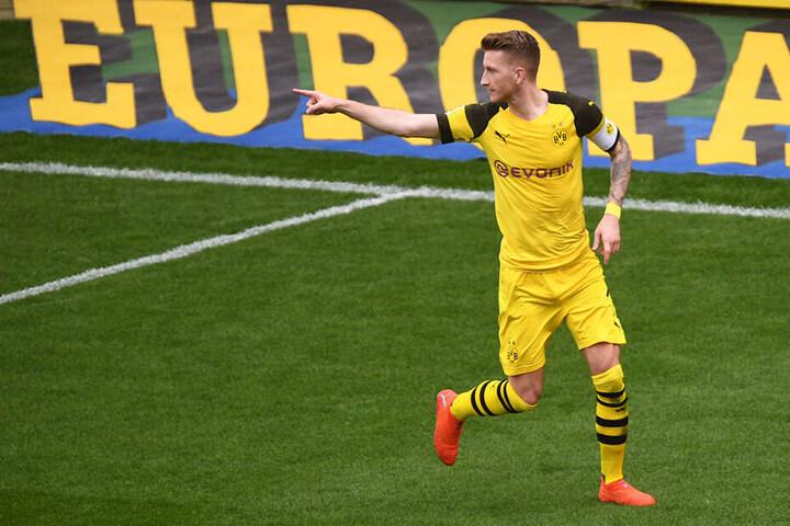 Marco Reus gibt die Richtung vor: Meisterschaft!