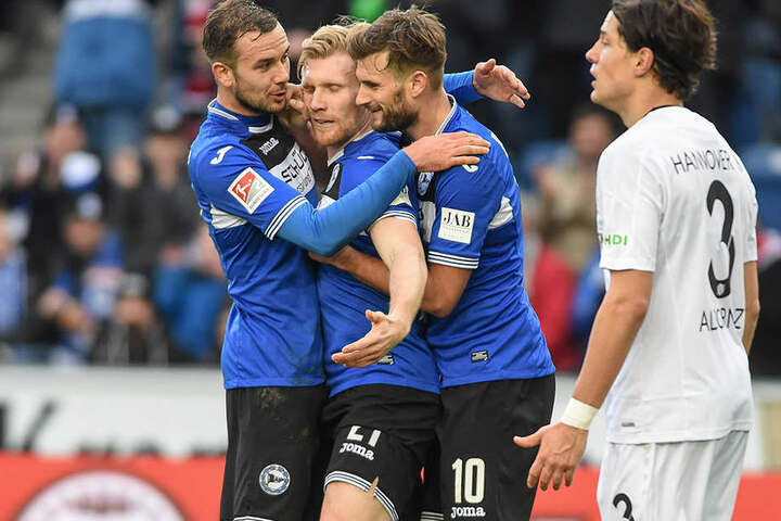 Voglsammer bewies sich auch beim H-Hotel Wintercup als zuverlässiger Goalgetter.