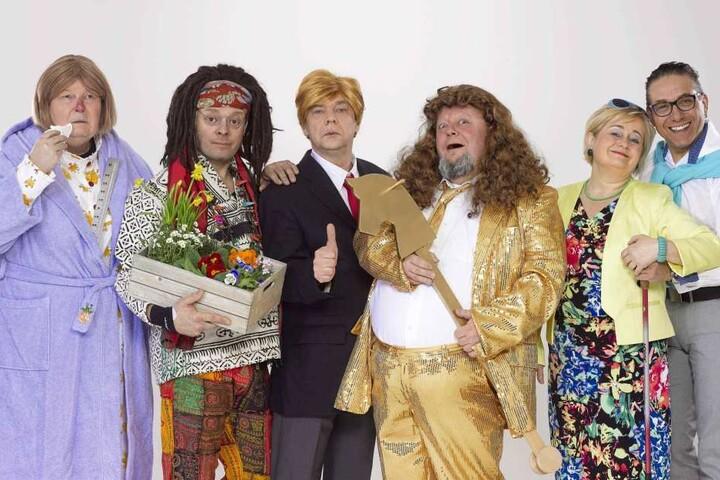 """Thomas Rauch (45) profiliert sich in """"Malzau braut sich"""" als  Multikulti-Blumenversteher."""