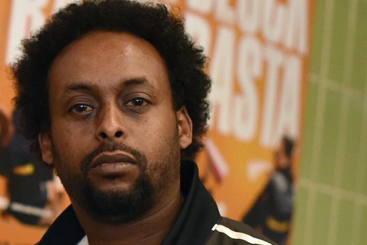 Afrob ist enttäuscht vom Umgang mit Immigranten.