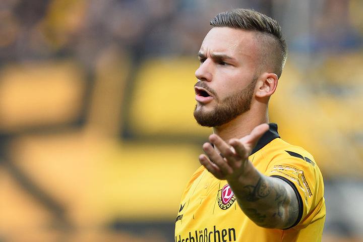 Fabian Holthaus ging erst zurück nach Düsseldorf und spielt nun bei Hansa Rostock.