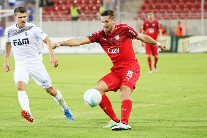 FSV-Stürmer König hat in dieser Saison schon zwei Treffer erzielt.
