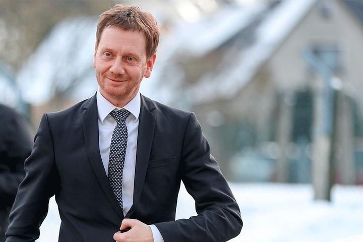 Neuer Regierungsstil in Sachsen: Michael Kretschmer (42, CDU) will nahbar sein. Er lege keinen Wert auf den großen Auftritt. Ihm bleibt nur wenig Zeit, die Sachsen von sich zu überzeugen.