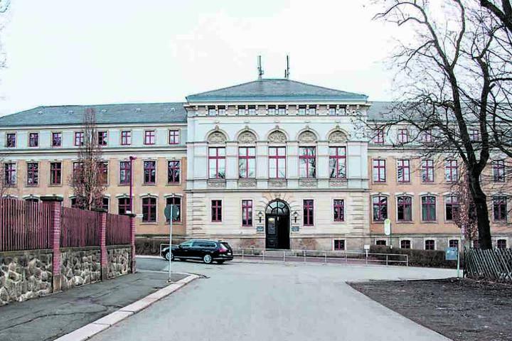 An der Seminarschule in Auerbach/V. passierte der Vorfall.