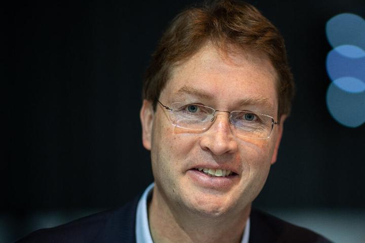 Künftige Daimler-Boss Ola Källenius.