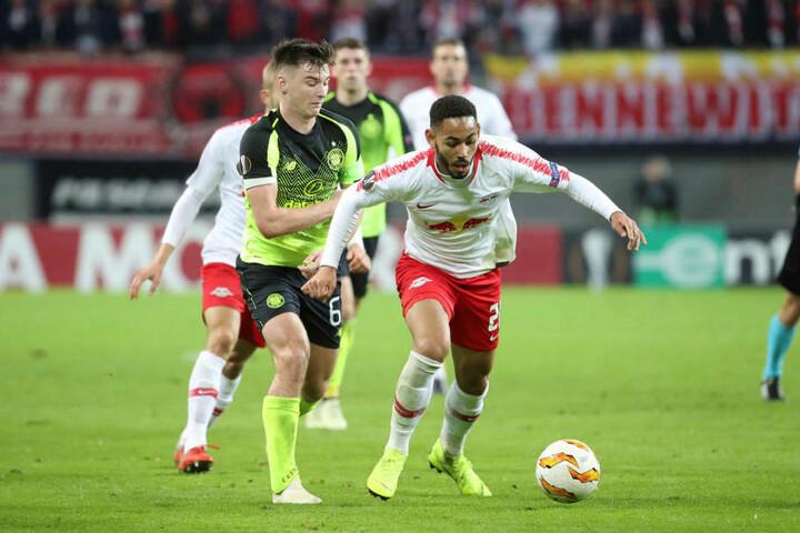 Europa League: Bewährungsprobe: Stresstest für neue Leipziger Abwehrstärke