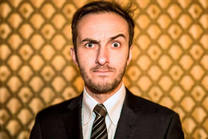 Moderator und Entertainer Jan Böhmermann (35).