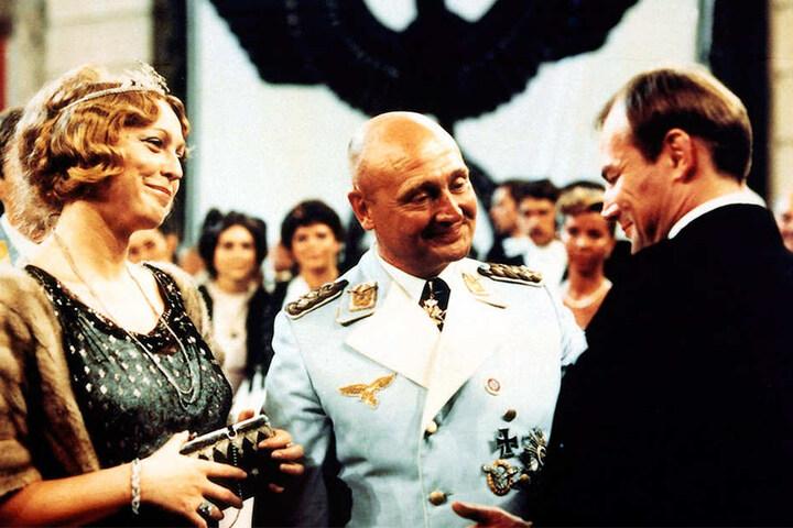 "Weltruhm als NS-Ministerpräsident in ""Mephisto"" (1981)."