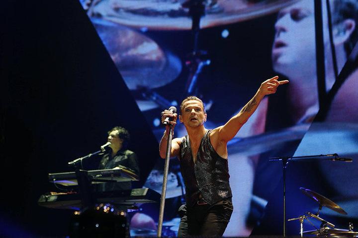 Am 27. Mai 2017 wird Depeche Mode auf der Leipziger Festwiese auftreten.