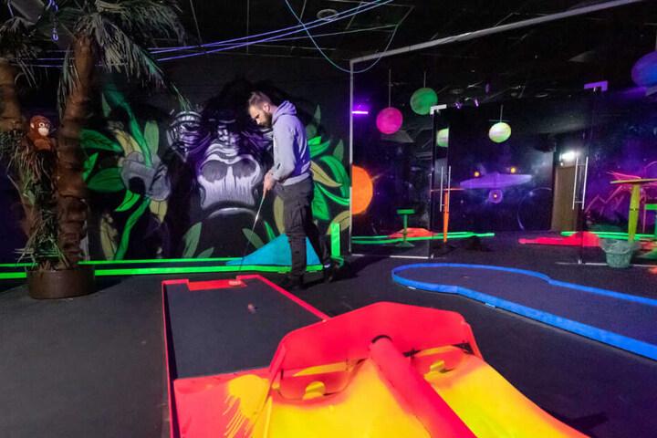 Es gibt noch Karten für den Lasergame-Marathon: Zu Silvester lädt auch das Spielcenter-Chemnitz ein.