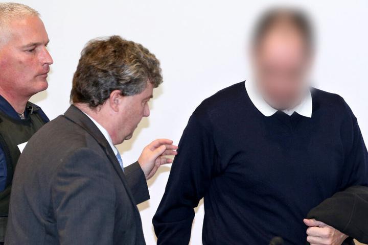 Der Prozess gegen den Kinderarzt hat in ganz Deutschland für Fassungslosigkeit gesorgt. (Archivbild)