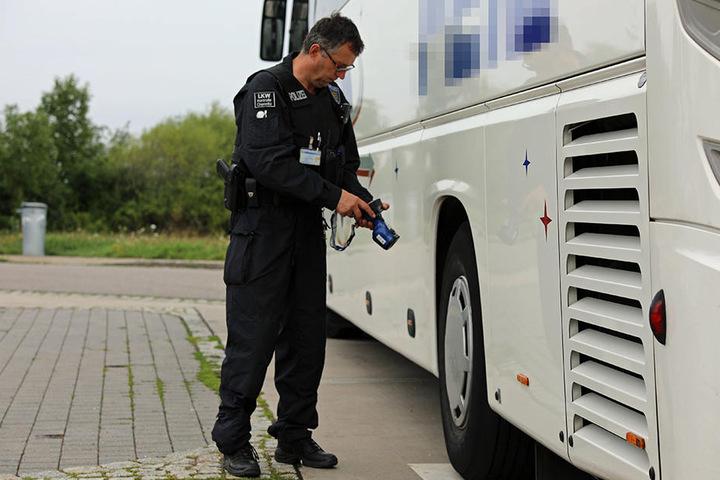 Technische Mängel wurden an den Bussen nicht festgestellt.