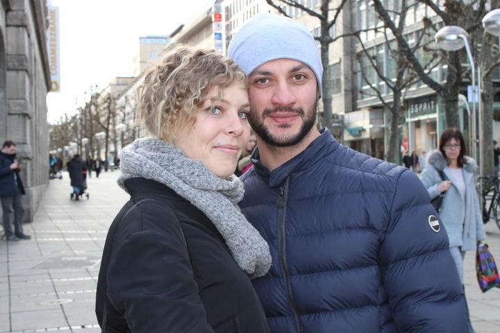 Emmanuell schätzte den Wert seiner Freundin Ivonne fast perfekt ein.