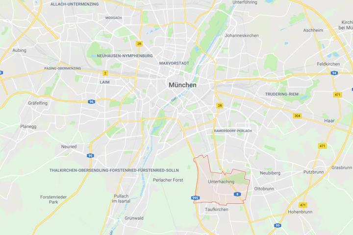 Eine Austragung der Partie in Unterhaching bei München ist aufgrund des Schneefalls nicht möglich.