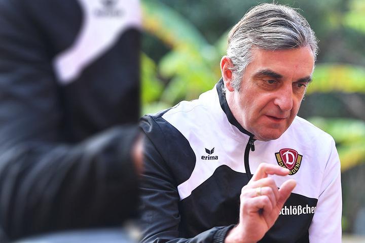 """""""So eng"""" geht's in der 2. Bundesliga in dieser Saison zu."""