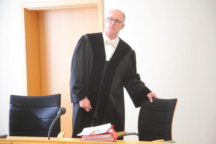 Richter Eckhard Laschewski.