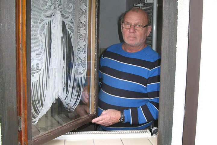 Auch bei Holger Künast (59) wurde eingebrochen.
