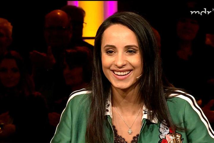 Seit Januar 2017 moderiert Stephanie Stumph zusammen mit Jörg Pilawa die Talkshow Riverboat im MDR.
