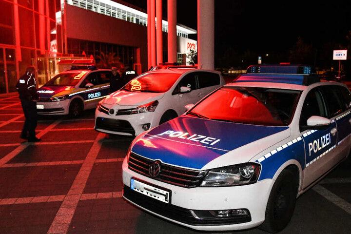 Noch in der Nacht nach Tuongs Verschwinden startete eine groß angelegte Suchaktion der Polizei!