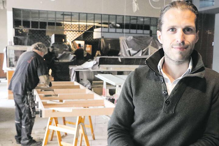 Wolfgang Dewitz betreibt die L'Osteria in Paderborn.