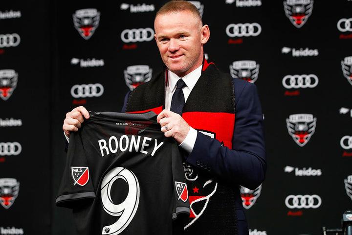 Wayne Rooney führte seine Mannschaft mit seinem Einsatz zum Sieg.